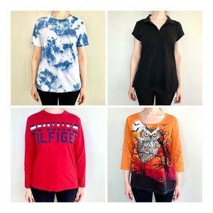 4 for $15 Shirt Bundle! 🤍